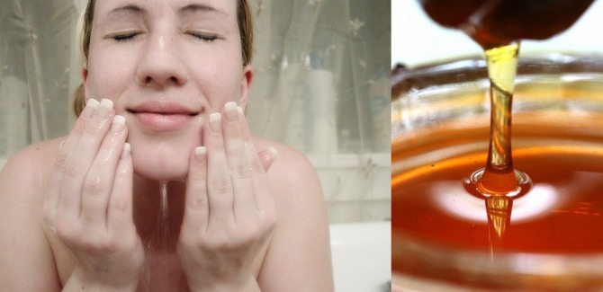 Facewash with Raw Honey