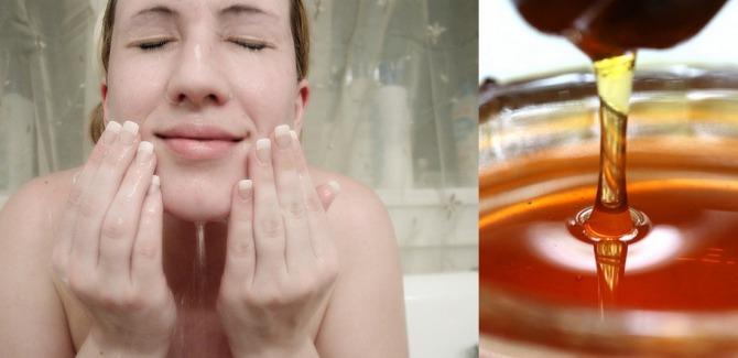 Facewash with Raw Honey